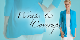 Wraps & Coverups